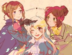Nyo! Bad Touch Trio