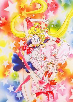 Sailor moon art book