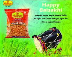#HappyBaisakhi #Haldirams