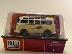 AutoFest 2009 Auto World 1965 VW Samba Bus Slot Car $75.00 at Calscollectibles bonanza