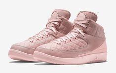 2beb9cc92e166c Nike Air Jordan 2 II Retro Just Don C GG SZ 7Y Arctic Orange Pink GS