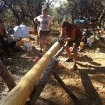 Join us this summer for a complete cob workshop. Learn more at: http://www.californiacob.com/create-sacred-space-a-complete-cob-natural-building-workshop/