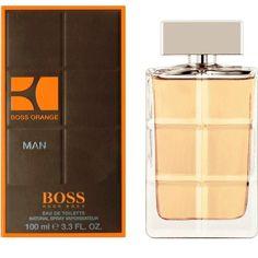Boss Orange 3.4 Oz Eau De Toilette Spray By Hugo Boss New In Box For Men