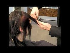 This video is my version of sweeping fringe and face framing layers that complement any guest. I'll also show you how to remove the spit ends with out removi. Sweeping Fringe, Face Framing Layers, Hair Cutting Techniques, Luscious Hair, Hair Inspiration, Salons, Hair Cuts, Hair Tutorials, Hair Styles