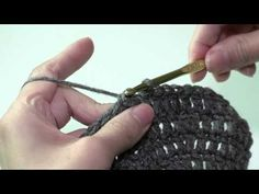In this video, I demonstrate how to crochet a basic Large Adult beanie hat that will fit a head size 19 inches to 22 inches around. I show how to change color if you want to use stripes. Teacher: N...