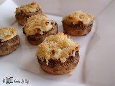 Jamie Cooks It Up!: Stuffed Mushrooms