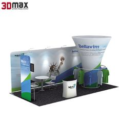 China modern standard modular expo exhibitions event system aluminum 3x3 3x6 6x6 booth design and construction for cometic
