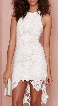 Keepsake I Will Wait Lace Dress | Shop Brand Crushes at Nasty Gal