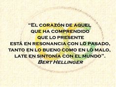 Bailando entre Sabiduría: Frases de Bert Hellinger