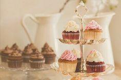 #teatime #cupcakes #sweet #vintage