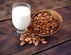 Delicious Nut Milk Recipes!   Nut milks made with raw nuts are great non-dairy, non-soy alternatives. The best thing about them they are super healthy and super tasty. Find out how to make your own with these four terrific recipes.