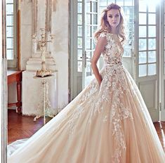 Nicole 2016 Wedding Dresses