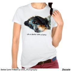 Setter Love T-Shirt