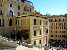 "SIGHTS. Keats-shelley House. Sent to Rome in a last-ditch attempt to treat his consumption, English Romantic poet John Keats lived—and died—here, in the ""Casina Rossa"" (the name refers to the blush-pink facade) at the foot of the Spanish Steps. At that point, this was the heart"