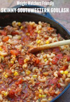 Southwestern Goulash Recipe