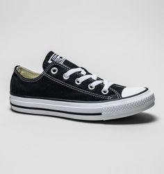 18934e338c1c Converse 3J235C Yths C-T Allstar Ox Black Kid Shoes