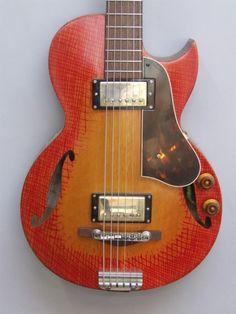 Pheo Guitars / 3/4 Five