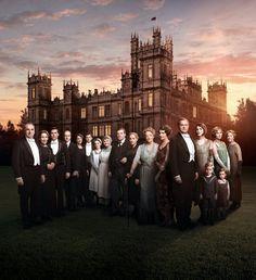 Le soleil se couche sur Downton