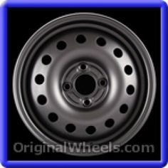 Ford Fiesta 2013 Wheels & Rims Hollander #3534  #FordFiesta #Ford #Fiesta #2013 #Wheels #Rims #Stock #Factory #Original #OEM #OE #Steel #Alloy #Used