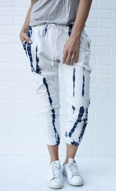 Tie Dye Sweats | ink