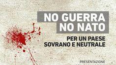 Petizione · LA PACE HA BISOGNO DI TE: Sostieni la campagna per l'uscita dell'Italia dalla NATO per un'Italia neutrale. · Change.org