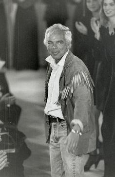 16 Times Ralph Lauren Was His Own Best Advertisement Photos | GQ