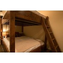 Where can I find someone who makes custom bunk beds? We make custom bunk beds of all sizes, including kings and queens.
