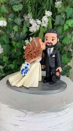You can be a traditional bride, superhero, or just add a few of your favorite extras. He can be your superhero, or just a traditional groom with some added accessories. Come visit me on my Etsy today Fall Wedding Cakes, Wedding Topper, Classic Wedding Cakes, Gamer Wedding Cake, Superhero Wedding Cake, Disney Wedding Cake Toppers, Christmas Wedding Cakes, Crazy Wedding Cakes, Traditional Wedding Cakes