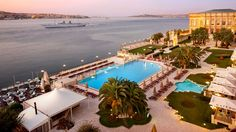 Ciragan Palace Kempinski Istanbul em Istambul Turquia   Splendia - http://pinterest.com/splendia/