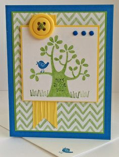 Nuts about you stamp set by Stampin' Up!