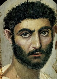 Image result for fayum portraits