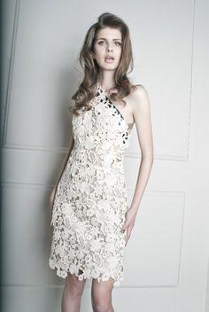 BETTINA BOUTIQUE x DEUX HOMMES High Neck Dress, Costumes, Boutique, Chic, Lace, Clothes, Dresses, Fashion, Two Men
