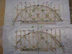 Balsa Wood Bridge Structure Design Building Tips