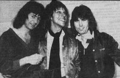Ritchie Blackmore, Jeff Beck and Cozy Powell