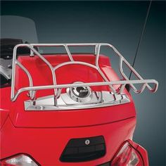 Show Chrome Accessories Tour Trunk Rack (Chrome)- Can-Am Spyder RT / RT-S Models (All Years)