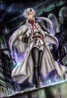 Ferid Bathory- Seraph of the End by vanikachan on DeviantArt