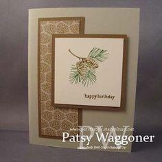Good  Masculine Birthday Card
