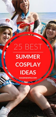 In this post, we will be going through 25 stylish summer cosplay ideas. I'm sure you'd love to get some amazing cosplay photos of your summer cosplay outfit when the weather is warm. Well look no further than here; we got all the best and awesome summer cosplay ideas in this post. Cute Cosplay, Amazing Cosplay, Cosplay Outfits, Best Cosplay, Cosplay Ideas, Female Cosplay, Tokyo Mew Mew, Final Fantasy X, The Originals Characters