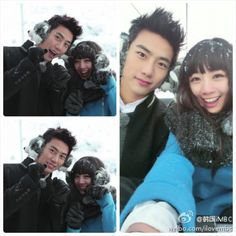 'We Got Married (World)' couple Taecyeon and Gui Gui display their chemistry