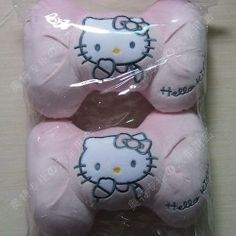 Hello Kitty Car Headrest - Hello Kitty Stores