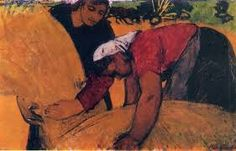 Artist Notes: (Social) Realism Themes: Agricultural Workers (Part Social Realism, Artist, Lithuania, Expressionism, Painting, Germany, Chinese, Notes, Image