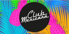 We are Club Mexicana and we make 100% vegan and totally banging Mexican-inspired street food. Serving Vegan Street & Restaurant food at Dinerama, Pamela & Camden Market.