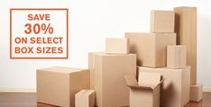 Save on Corrugated Boxes - Shipping, White, Corrugated, and Double Wall Shipping Supplies, Shipping Boxes, What Is Ship, Art Basics, Boxing Today, Corrugated Box, Buying Wholesale, How To Run Longer, Wooden Boxes