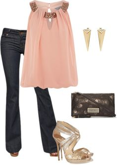"""Georgia"" by jeanean-brown ❤ liked on Polyvore"