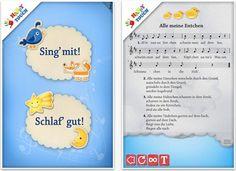 Deutsche Kinderlieder - Free iPad iPhone App