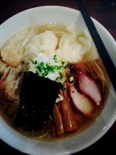 Japanese 'Ramen' noodle