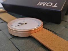 tomi#watch#design#unisex#minimalist