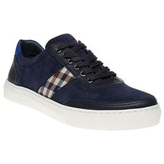 Aquascutum Bradley Trainers Blue 8 UK The Bradley trainers from Aquascutum are sleek in navy suede and leather uppers with textile detailing to the side. Metallic eyelets create smart detailing while the leat (Barcode EAN = 5051943314599) http://www.comparestoreprices.co.uk/december-2016-5/aquascutum-bradley-trainers-blue-8-uk.asp