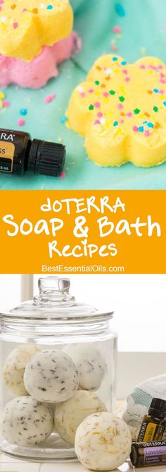 25 of the Best doTERRA Essential Oils DIY Soap and Bath Recipes