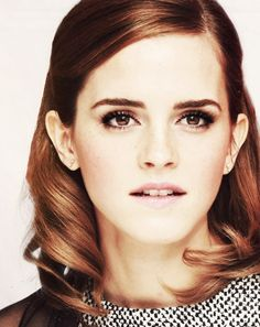 Emma Watson Perfect Hair